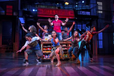 Milwaukee Repertory Theater In the Heights