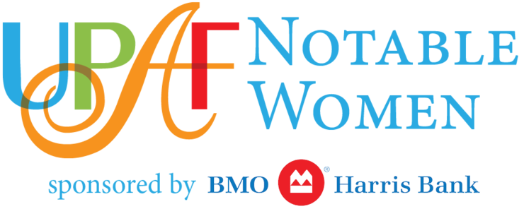 Notable Women and BMO Harris logo